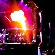 Chrlič plamenů od skupiny Divokej Bill